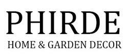 PHIRDE HOME & GARDEN DECOR